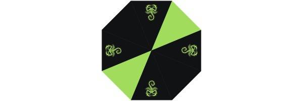 Regenschirme Ranzen-Regenhauben
