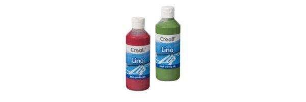 Linoldruckfarben