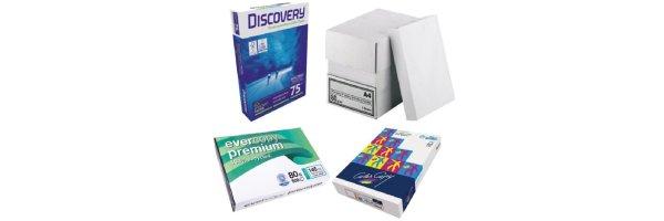 Kopier- & Druckerpapiere (weiß)