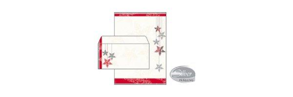 Weihnachtsbriefpapier, Weihnachtskarten