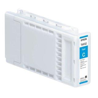 Epson C13T693200 T6932 Tintenpatrone cyan, Inhalt 350 ml für SureColor SC-T 3000/3000 POS/5000/5000 POS/7000/7000 POS