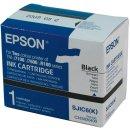 Epson C33S020403|SJIC-6-K Tintenpatrone schwarz, Inhalt 10.000.000 signs für TM-J 7100/7600