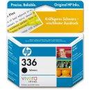 HP 336 Tintenpatrone schwarz, 220 Seiten