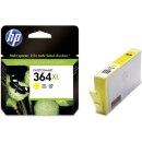HP 364XL Tintenpatrone gelb, 750 Seiten, Inhalt 6 ml