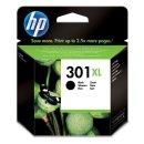 HP 301XL Tintenpatrone schwarz High-Capacity, 480 Seiten