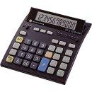 Tischrechner schwarz, 12-stelliges LCD Display,...