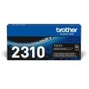 Brother TN2310 Toner-Kit, 1.200 Seiten ISO/IEC 19752...