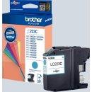 Brother LC-223C Tintenpatrone cyan, 550 Seiten ISO/IEC...