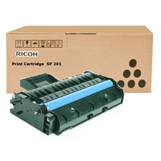 Ricoh 407999|TYPE SP 201 Tonerkartusche, 1.000 Seiten ISO/IEC 19798 für Aficio SP 200 Series/210 Series/SP 210 Series