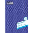 Avery Zweckform Kassenbuch EDV, A4, MP, 100 Blatt