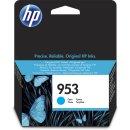 HP 953 Tintenpatrone cyan, 700 Seiten, Inhalt 10 ml