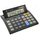Tischrechner, anzeigend, 12-stellig Solar und Batterieb,...