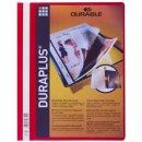 Angebotshefter Duraplus A4 rot