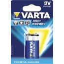 Batterie E-Block Longlife Power 9,0V Alkali-Magnan