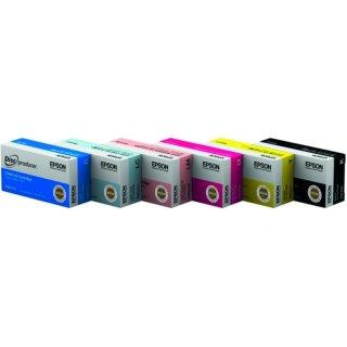 Tintenpatrone gelb für Discproducer PP-100, PP-100AP,