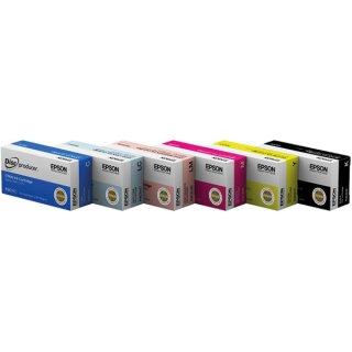 Tintenpatrone schwarz für Discproducer PP-100, PP-100AP,