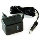 Netzadapter für Casio HR Rechner