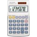 Taschenrechner EL-250S, 8-stellig, Displayschutz, 1...