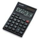 Taschenrechner EL-310ANWH, große 8-stellige...