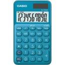 Taschenrechner SL 310UC, blau, 8-stelliges extra...