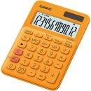Tischrechner MS 20 UC, orange 12-stelliges Display