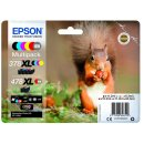 Epson 378XL / Epson 478XL Tintenpatrone MultiPack...