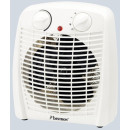 Heizlüfter, 2000W, weiß variabler Thermostat,...