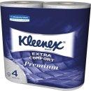 Toilettenpapier Kleenex Premium 4-lagig weiß,...