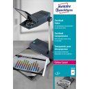 Avery Zweckform Farblaser+Kopier-Folie A4, 0,10 mm,...