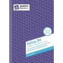 Avery Zweckform Auftrag A5, MP, 2,x,50,Blatt