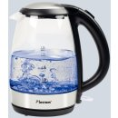 Kabelloser Glaswasserkocher, 1,7L, 2200W,...