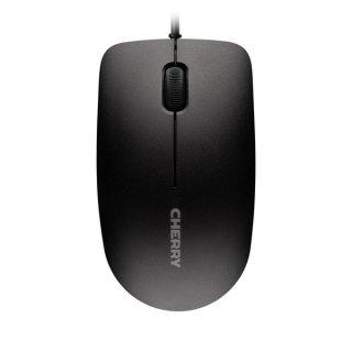 Mouse MC 1000, kabelgebunden, 3 Tasten, schwarz, Kabel: 1,8 m