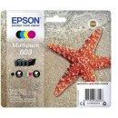 Epson 603 Multipack mit schwarz, cyan, magenta und gelb