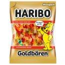 Haribo Goldbären Maxipack 1 KG Beutel Fruchtgummi in...