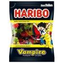 Haribo Vampire 200g Fruchtgummi mit Lakritz