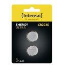 Knopfzelle Energy Ultra CR2025 2er Blister