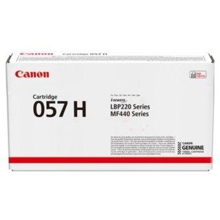 Canon 057H Tonerkartusche schwarz