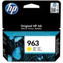 HP 963 Tintenpatrone gelb