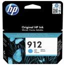 HP 912 Tintenpatrone cyan