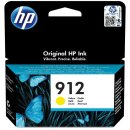 HP 912 Tintenpatrone gelb