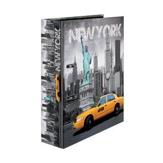 """HERMA Motivordner Städtereisen,  DIN A4, """"New York"""""""