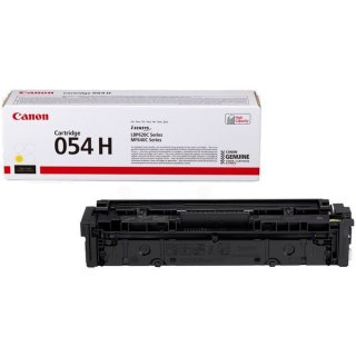 Canon 054HY Tonerkartusche gelb