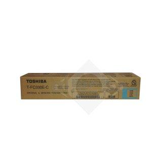 Toshiba Toner T-FC330EC cyan, für E-Studio 330AC E-Studio 400AC