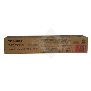 Toshiba Toner T-FC330EM magenta, für E-Studio 330AC E-Studio 400AC