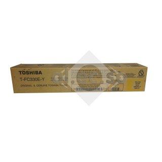 Toshiba Toner T-FC330EY yellow für E-Studio 330AC E-Studio 400AC