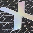 Fächermappe A4  PP anthrazit, 12 Fächer, Design: Xtreme