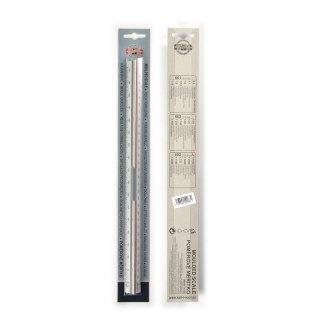 Maßstab - Lineal Plast 603, Geodäsie