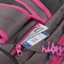COOCAZOO Schulrucksack ScaleRale MixedMelange Pink Leo