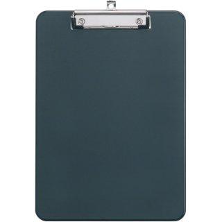 Klemmbrett A4 schwarz Plattenstärke 3mm, 228x315x15mm