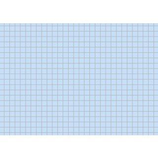 Brunnen Karteikarten A6 kariert, blau VE=100 Stück